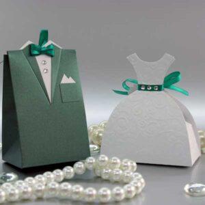 Свадебная пара вариант 2