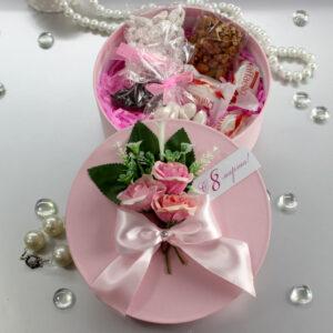 Подарочный набор розы
