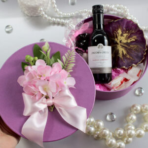 Подарочный набор с вином